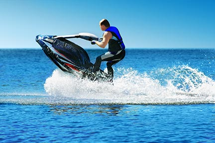 Many people like to do tricks on jet skis, however, these tricks often lead to injuries and boating accidents. Call a Killeen boat accident attorney today to discuss your options.